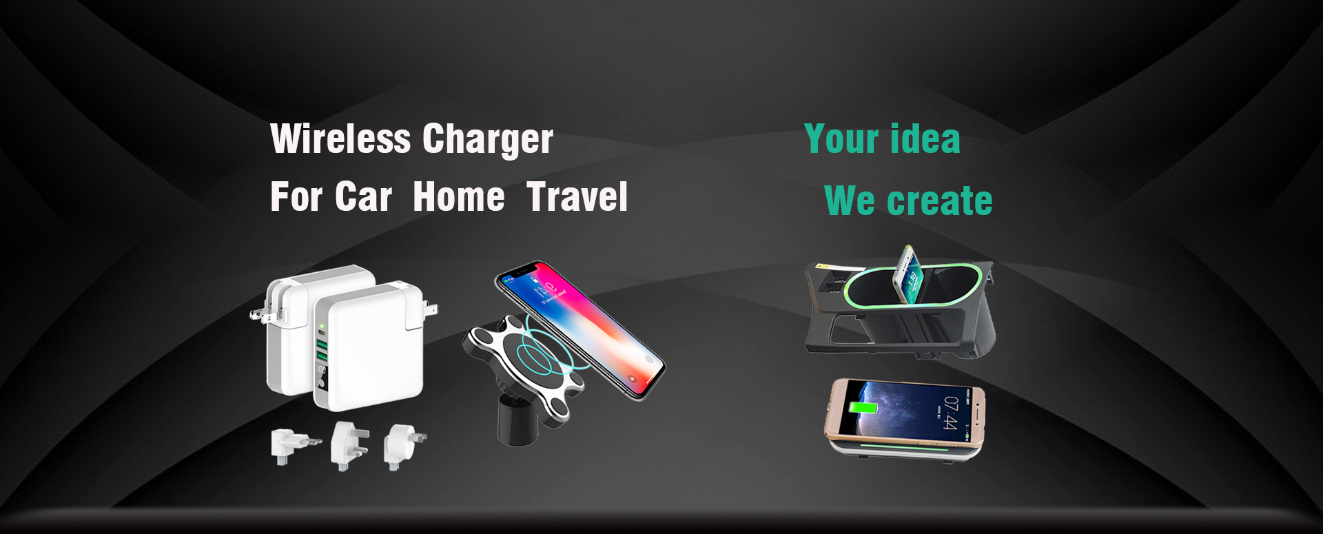 OEM ODM wireless charger