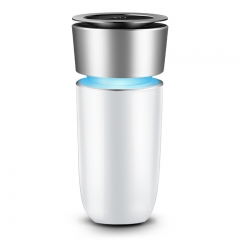 Colorful Cup Car Air Purifier